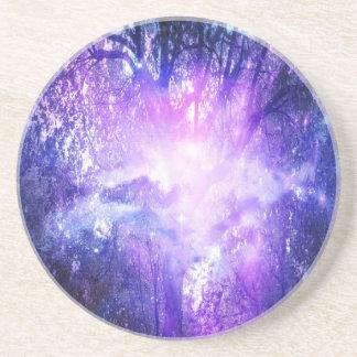 Mystical Tree Beverage Coaster