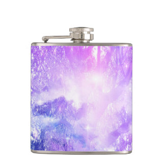 Mystical Tree Hip Flask