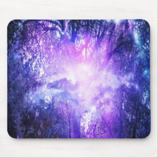 Mystical Tree Mouse Pad