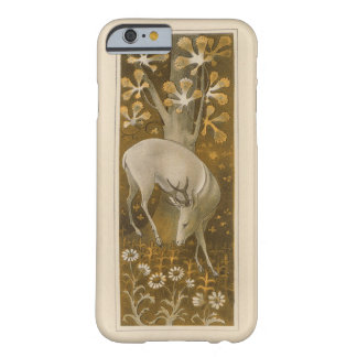 Mystical White Deer in Woods 1877 Barely There iPhone 6 Case