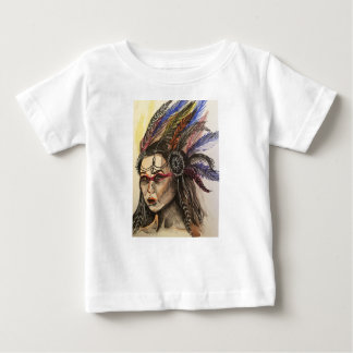 Mystical Woman Baby T-Shirt