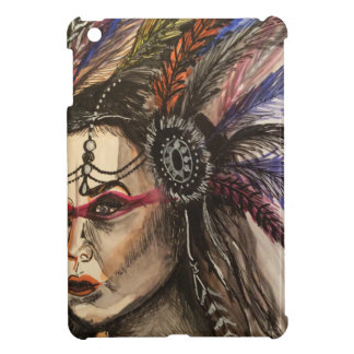 Mystical Woman Case For The iPad Mini