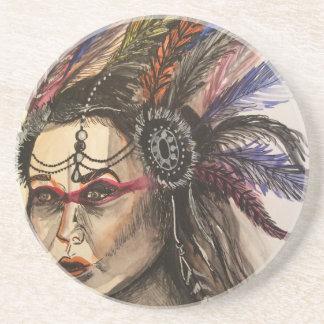 Mystical Woman Coaster