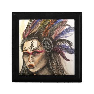 Mystical Woman Gift Box