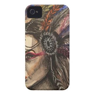 Mystical Woman iPhone 4 Case-Mate Case
