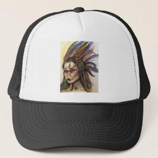 Mystical Woman Trucker Hat