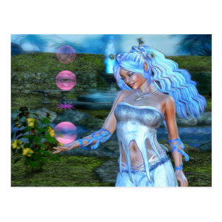 Mysticals Lake Postcard