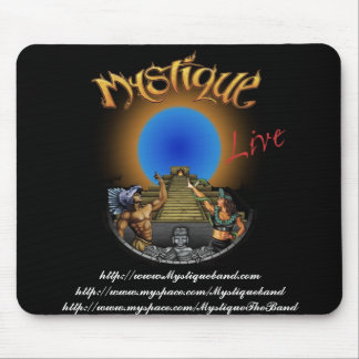 Mystique Band Mouse pad