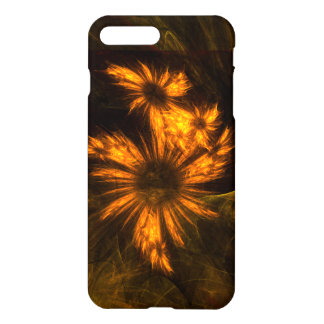 Mystique Garden Abstract Art Glossy iPhone 7 Plus Case