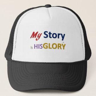 mystoryishisglory trucker hat