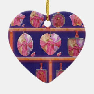 MYSTRY Oriental Collection Christmas Tree Ornaments