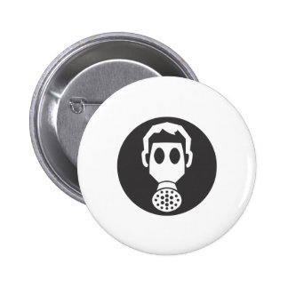 Mythbusters Gas Mask Button
