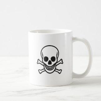 Mythbusters Skull Mugs