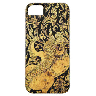 Mythic creatures of Thailand iPhone 5/5S Cover