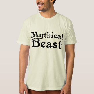 Mythical Beast Organic T-Shirt