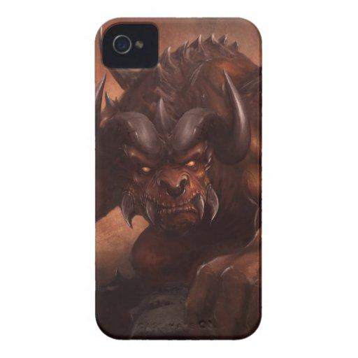 Mythical beast's case for Blackberry Blackberry Bold Cases