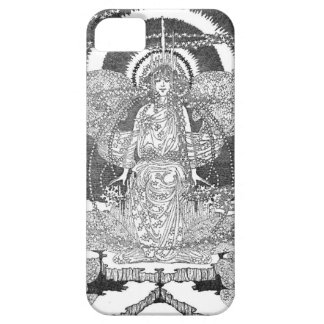 Mythical Being iphone Case