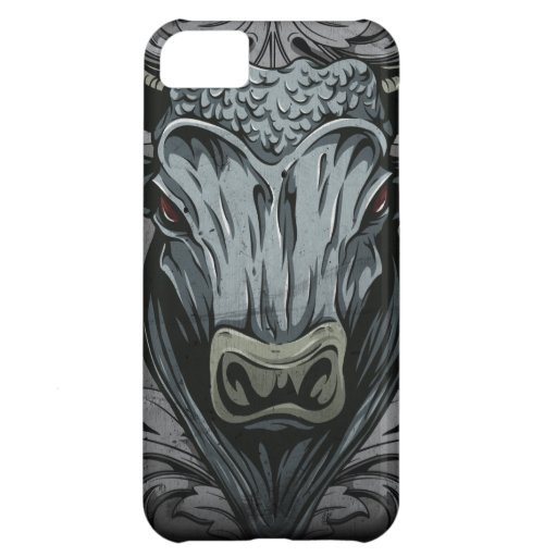 Mythical Bull Creature Iphone Case Case For iPhone 5C