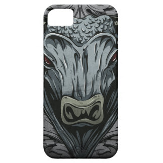 Mythical Bull Creature Iphone Case
