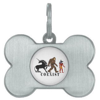 Mythical Connection Pet Tag