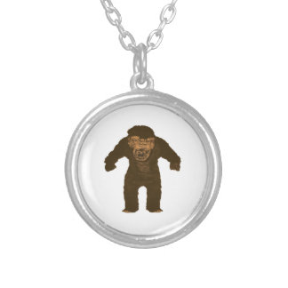 Mythical Craze Silver Plated Necklace