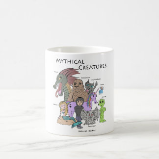 Mythical Creatures - Ethical Hacker - Mug