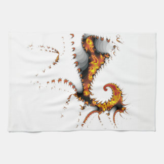 MYTHICAL CREATURES TEA TOWEL