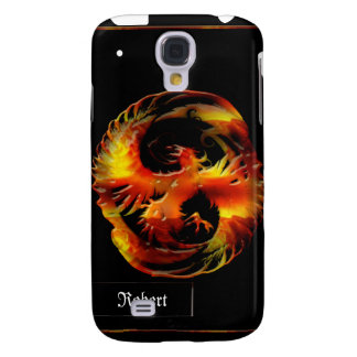 Mythical Flaming Phoenix iPhone3G Cover