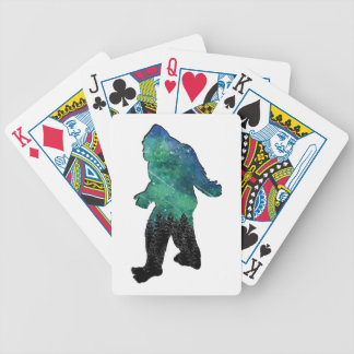 Mythical Forest Bicycle Playing Cards