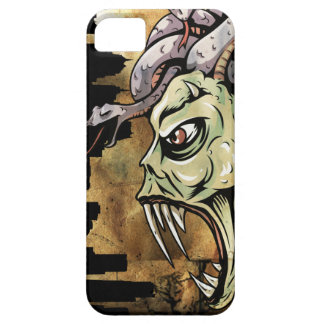 Mythical Medusa in the City Iphone 5 Case