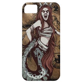 Mythical Mermaid and Eyeballs Iphone 5 Case