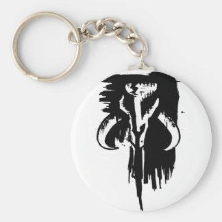 Mythical Skull Key Ring