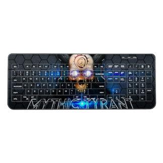 MythicTyrant Wireless Keyboard