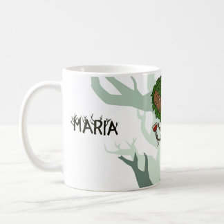 Mythmugs - Maria Coffee Mug