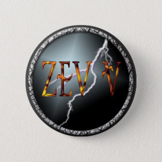 Mythological Beings 6 Cm Round Badge