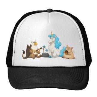 Mythological Jug Band Hat