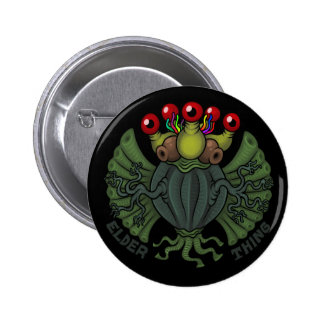MYTHOS: Elder Thing/Old One 6 Cm Round Badge