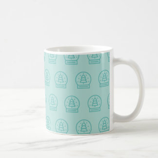 Myths and Mistletoe Snowglobe Mug