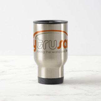 Mytrusave Bumper Sticker Stainless Steel Travel Mug
