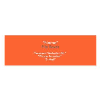 Mytrusave Skinny Business Card