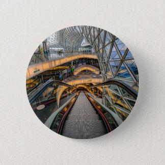 MyZeil Shopping Mall Frankfurt 6 Cm Round Badge