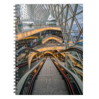 MyZeil Shopping Mall Frankfurt Notebook