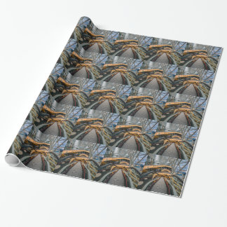 MyZeil Shopping Mall Frankfurt Wrapping Paper