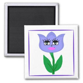 Mz Tulip magnet