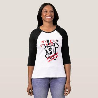 N00B CR3W T-Shirt