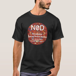 N0D -- Now Zero Days -- The T-Shirt