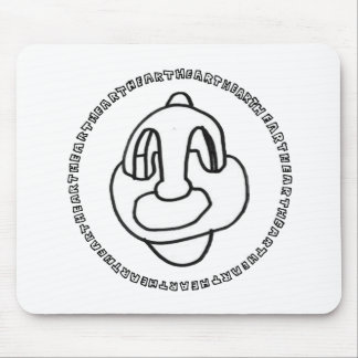 N0MiSo San know point Mousepad