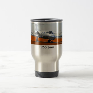 N1965L, 1965 Lear Travel Mug