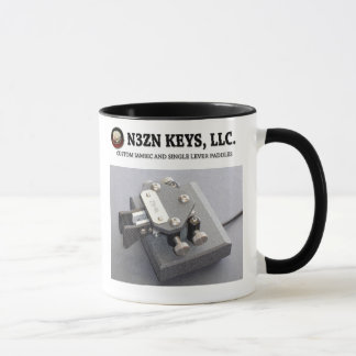 N3ZN KEYS, LLC ZN-9A IRONMAN MUG