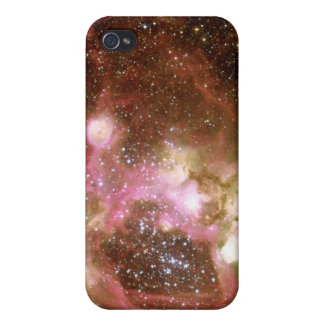 N44 Emission Nebula Case For iPhone 4